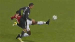 گل اول منچستر یونایتد به زسکامسکو (روملو لوکاکو)