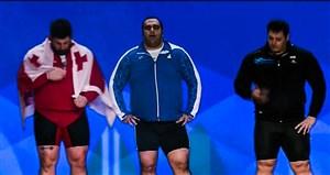 حواشی مسابقات وزنهبرداری قهرمانی جهان