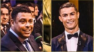 نظر بزرگان فوتبال درباره کریستیانو رونالدو