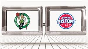 خلاصه بازی بوستون سلتیکس 91 - دیترویت پیستونز 81