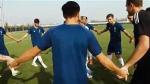 تمرینات جذاب آکادمی فوتبال یوونتوس