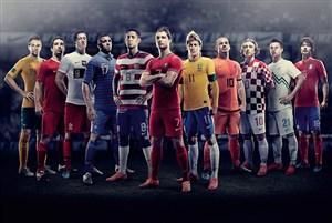 بهترین بازیکنان جهان در هر پست