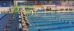 حواشی روز سوم ، سومین دوره بازیهای پارا آسیایی جوانان