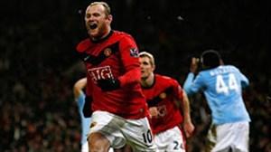تمام 34 گل وین رونی در فصل 2010-2009 برای منچستر یونایتد