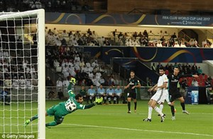 خلاصه بازی الجزیره 1 - رئال مادرید 2