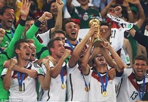 فهرست اولیه تیم ملی آلمان برای جام جهانی 2018