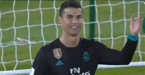 عملکرد کریستیانو رونالدو مقابل الجزیره امارات