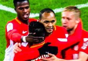 خلاصه بازی سنت اتین 0 - موناکو 4