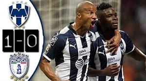 خلاصه بازی مونتری 1 - پاچوکا 0 ( فینال copa MX مکزیک)