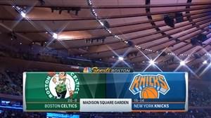 خلاصه بازی بوستون سلتیکس 93 - نیویورک نیکس 102