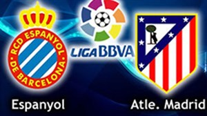 خلاصه بازی اسپانیول 1 -  اتلتیکو مادرید 0