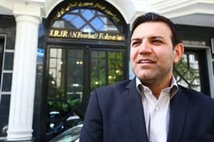 صحبتهای شهاب عزیزی خادم در مورد انتخابات هیئت رئیسه فدراسیون فوتبال