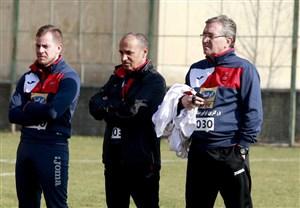صحبتهای برانکو درباره کادر فنی و بازیکنان پرسپولیس