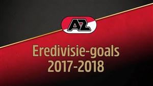 تمامی گلهای آلکمار در لیگ هلند 2017 (قسمت اول)