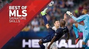 تکنیکهای برتر لیگ MLS در سال 2017