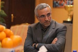 هیچ استعفایی از خوشخبر به دستم نرسیده ضیایی: اتاق رئیس فدراسیون خانه بازیکنان است
