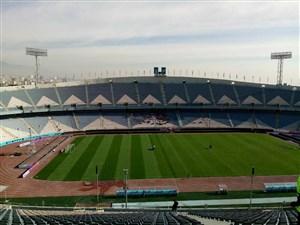 استادیوم آزادی و سه سکوی ممنوعه برای پرسپولیس
