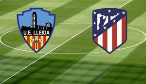 خلاصه بازی لیدا 0 - اتلتیکو مادرید 4