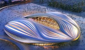 آماده سازی استادیوم های قطر برای جام جهانی 2022