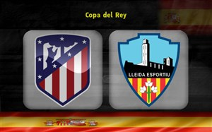 خلاصه بازی اتلتیکو مادرید 3 - لیدا 0