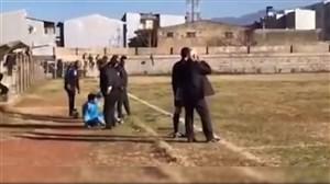 اتفاق عجیب در بازی کاسپین بهشهر و شاهین شهرداری بوشهر