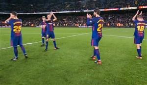 خلاصه بازی بارسلونا 5 - سلتاویگو 0