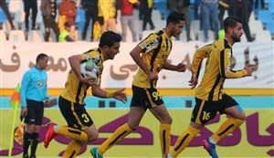 ناکامی سپاهان اصفهان مقابل تیمهای خوزستان