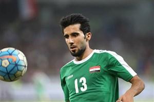 عراق و بشار رسن از دور مسابقات حذف شدند