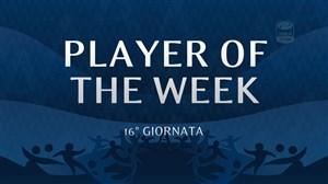بهترین بازیکن هفته ۱۶ سری آ
