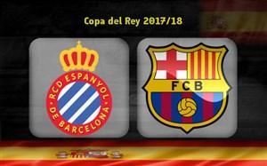 خلاصه بازی اسپانیول 1 - بارسلونا 0