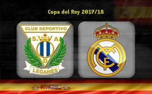 خلاصه بازی لگانس 0 - رئال مادرید 1