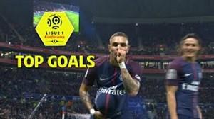 گلهای برتر هفته 22 لوشامپیونا فرانسه