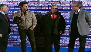 مصاحبه مریبان دو تیم پرسپولیس و پیکان بعد از بازی