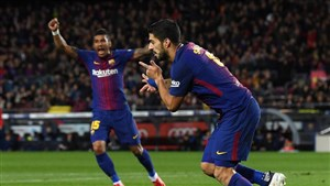 ترکیب اصلی بارسلونا و والنسیا اعلام شد