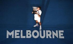 10 ضربه حرفه ایی راجر فدرر در مسابقات آزاد استرالیا