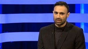 گفتگو با عادل غلامی از بانک سرمایه تا بازی در تیم ملی