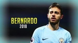 بهترین لحظه های برناردو سیلوا در فصل 18-2017