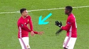 دست دادن های جالب بازیکنان فوتبال