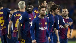 بارسا 1-0 والنسیا؛ سرنوشت فینال به مستایا کشید