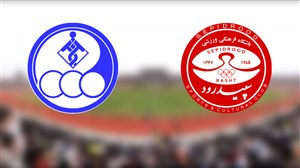 خلاصه بازی سپیدرود رشت 1 - استقلال خوزستان 1