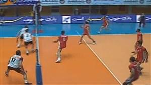 خلاصه والیبال بانک سرمایه (3 ) - ساری 21   ( 0 )