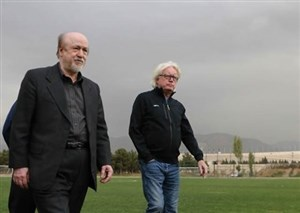 سه مدیر استقلال همسفر آبیها در دوحه