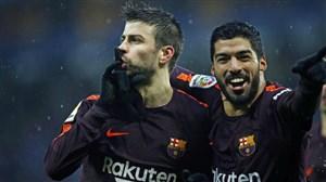 پسران بد تاریخ بارسلونا در یک قاب (عکس)
