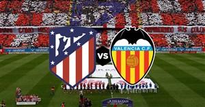 خلاصه بازی اتلتیکو مادرید 1 - والنسیا 0