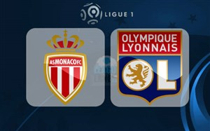 خلاصه بازی موناکو 3 - لیون 2