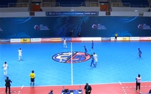 خلاصه بازی ایران 9 - تایلند 1