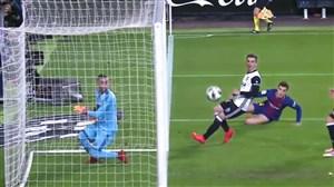 اولین گل کوتینیو برای بارسلونا به والنسیا