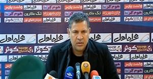 کنفرانس خبری بازیهای هفته 23 لیگ برتر فوتبال ایران (19-11-96)