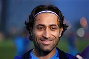 رجبزاده: هدف ما قهرمانی لیگ برتر است