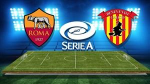 خلاصه بازی آاس رم 5 - بنونتو 2